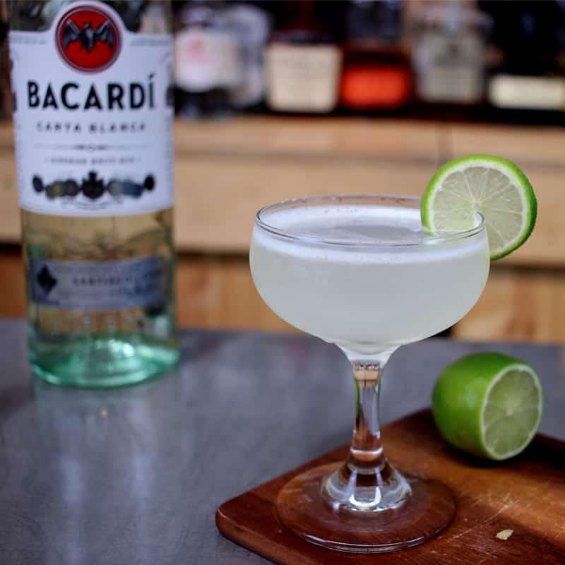 Daiquiri Cocktail Recipe