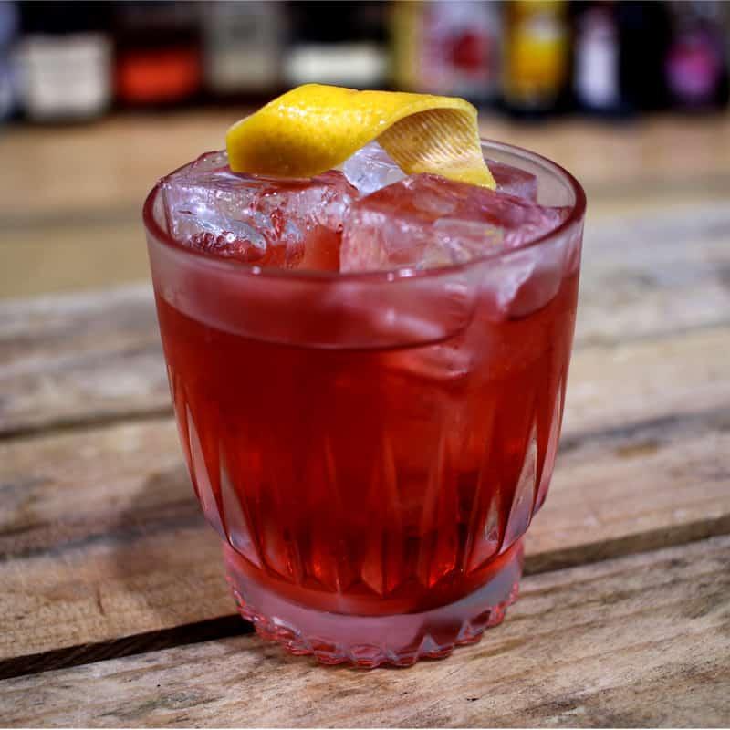 Negroni Cocktail Recipe