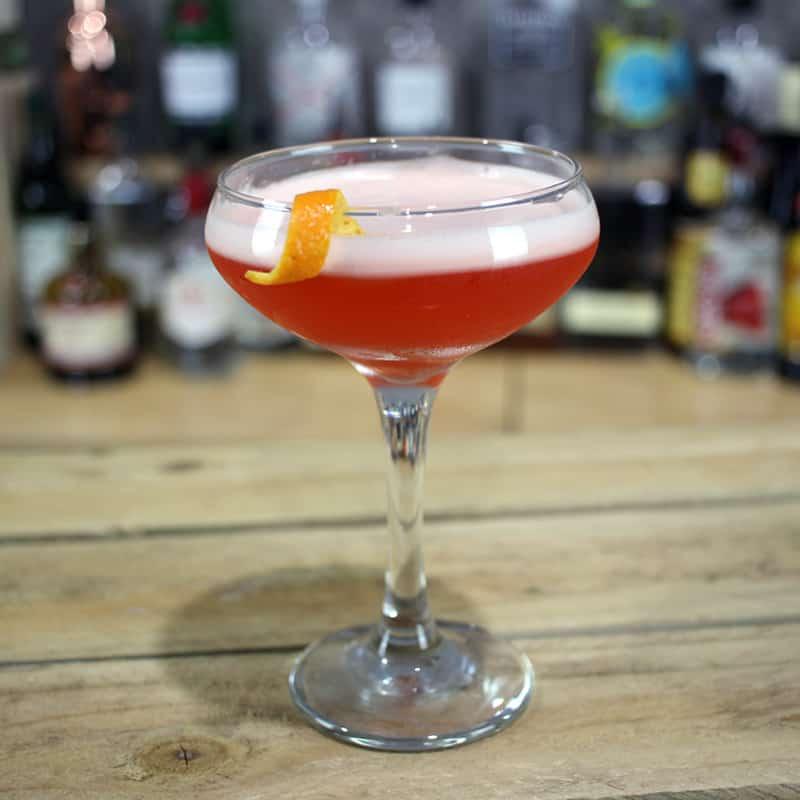 Aperol Sour Cocktail Recipe