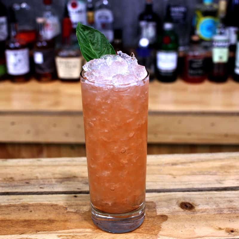 Basil Daisy Cocktail