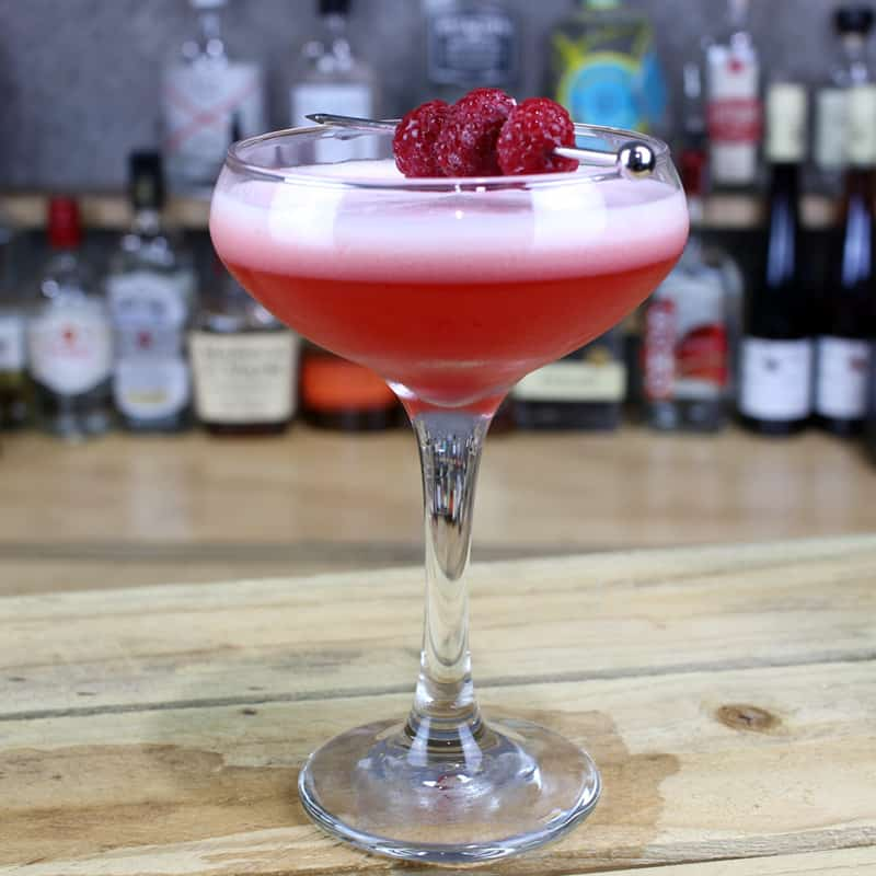 Clover Club Cocktail Recipe