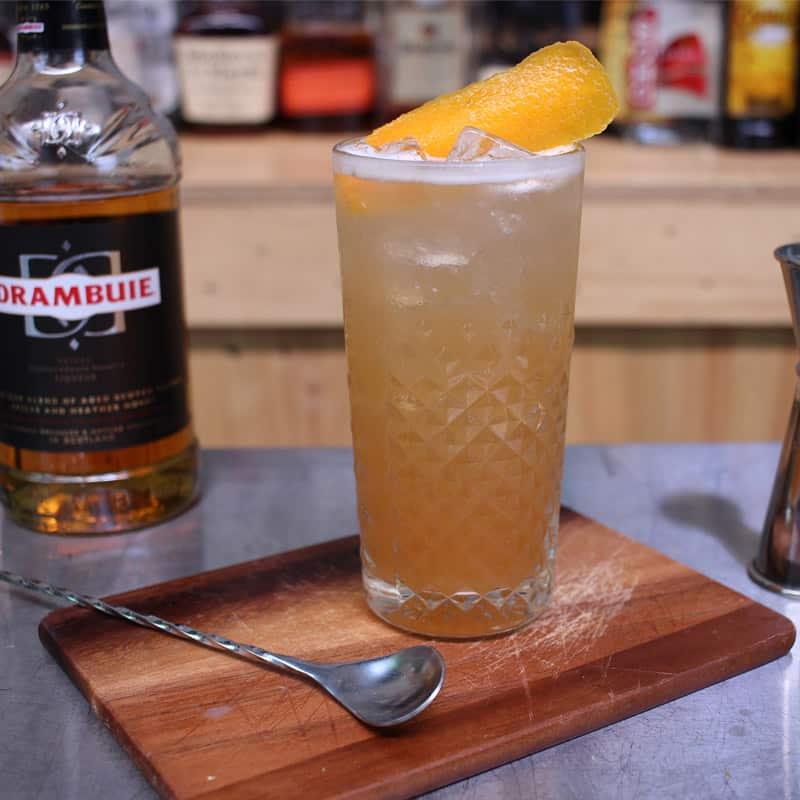 Kingston Club Cocktail Recipe
