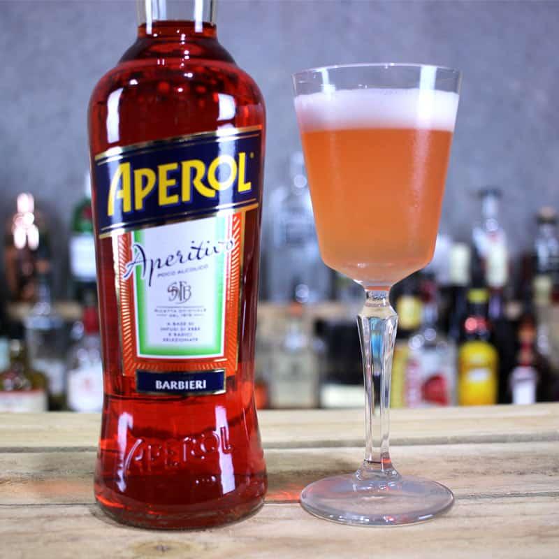 Pan Am Cocktail Recipe