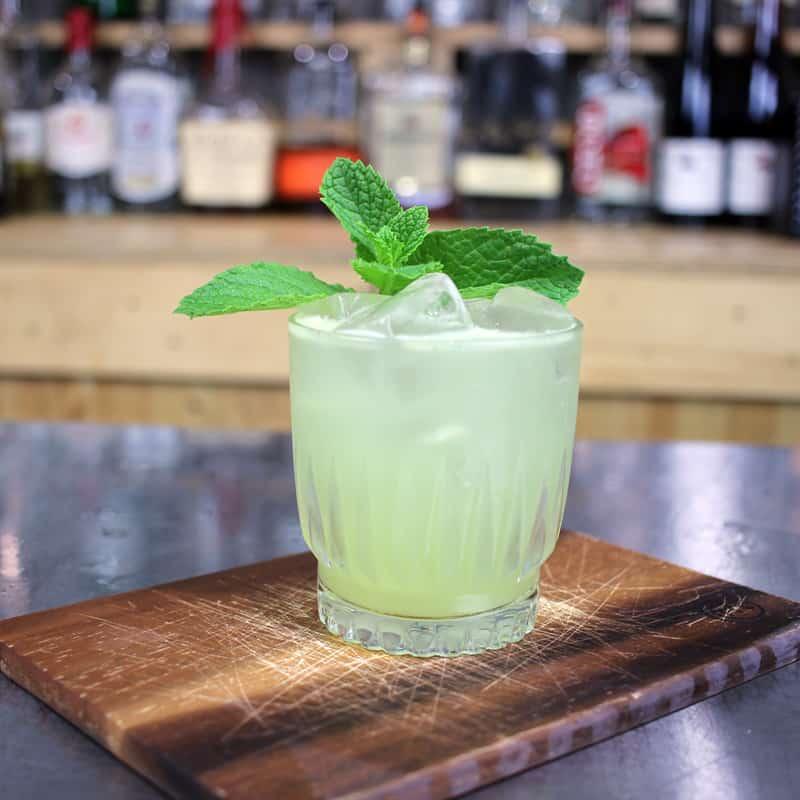 Parkside Fizz Cocktail