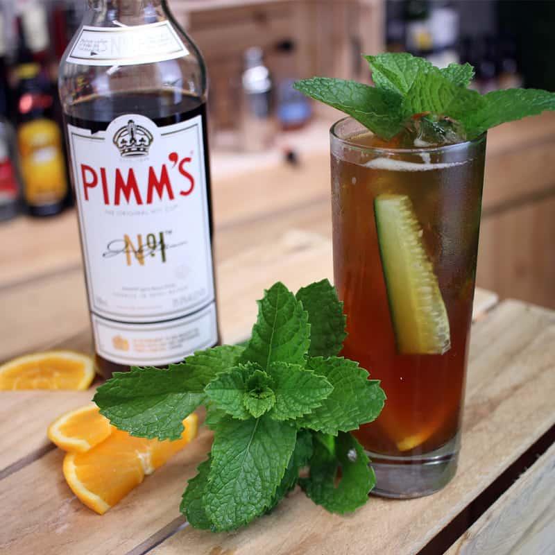 Pimms Cup Recipe