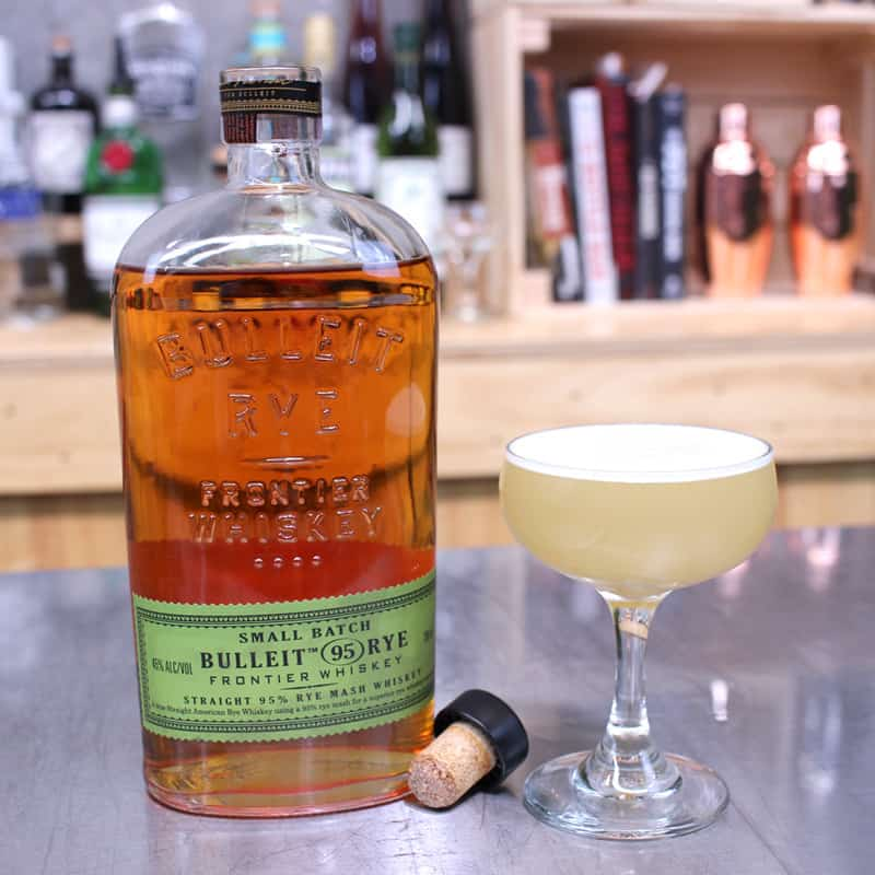 Whiskey Daisy Cocktail