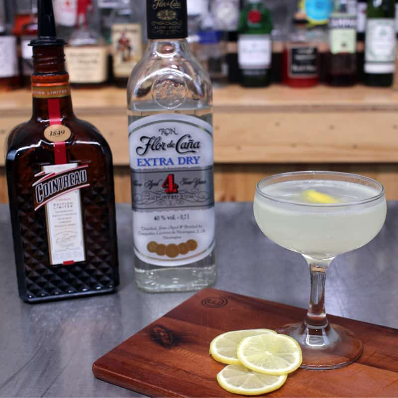 XYZ Cocktail Recipe