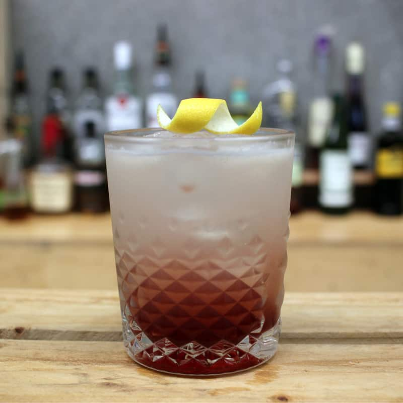 Gin Bramble Recipe