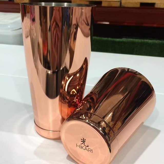 Hikari Copper Shaker