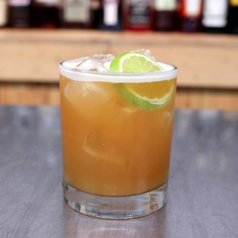 Jamaican Breeze Cocktail