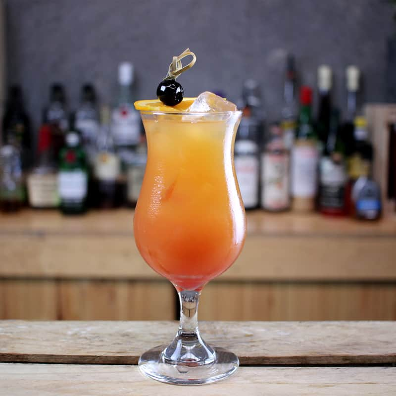 Sex Beach Cocktail Recipe