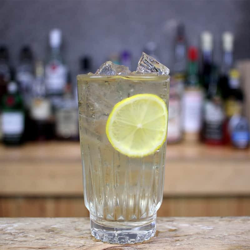 Whiskey Highball Recipe