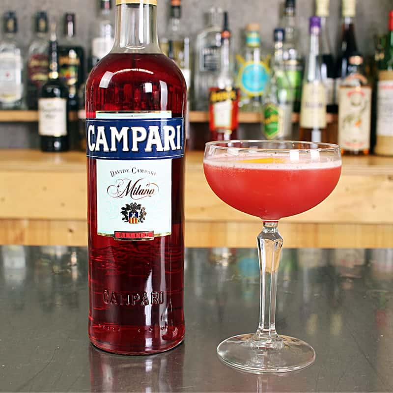 Italian Gentleman Cocktail