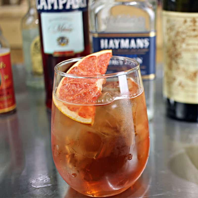 Italian Gin Tonic