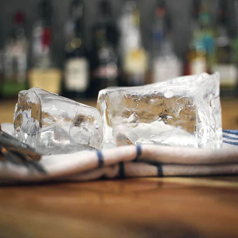 Make Clear Ice at Home