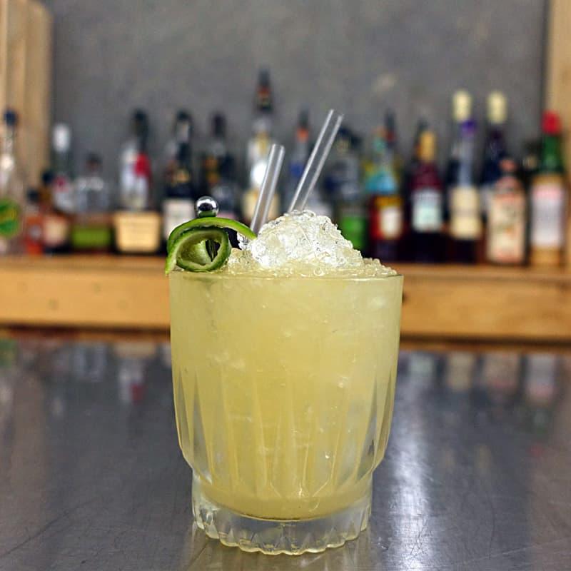 Saturn Cocktail Recipe