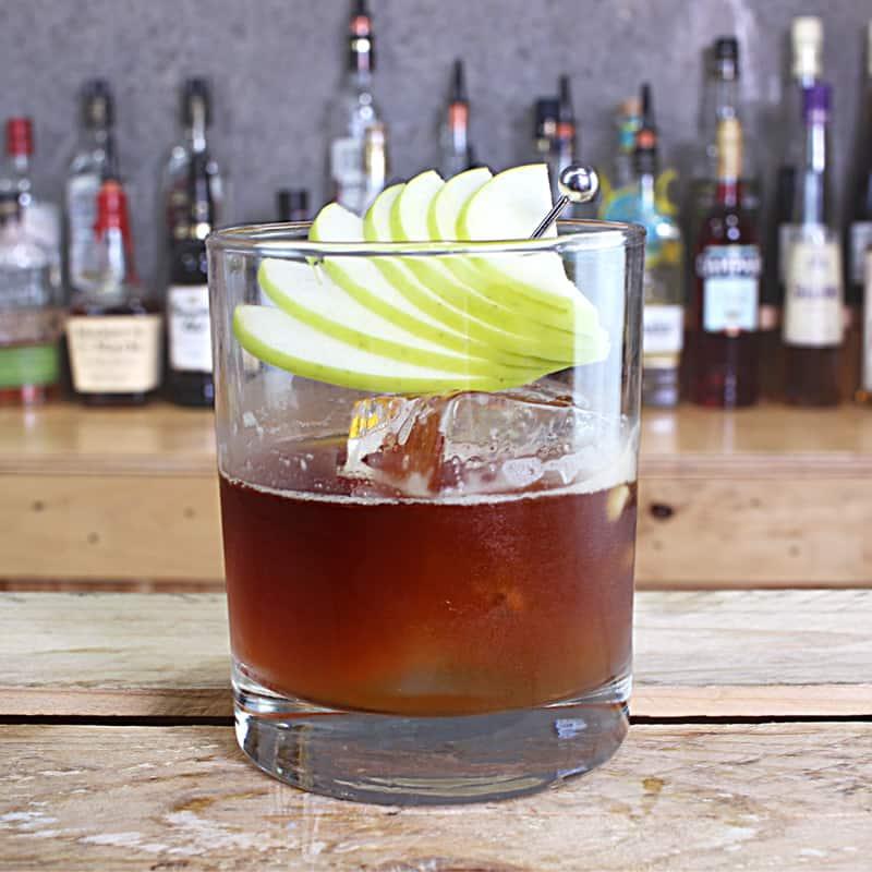 Treacle Rum Old Fash