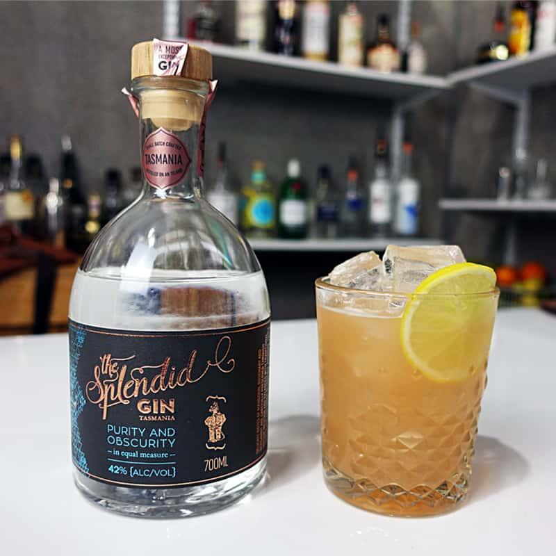 Fitzgerald Cocktail Recipe