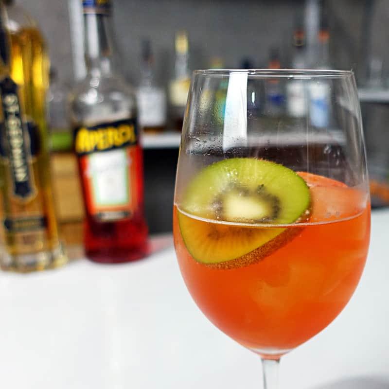 Kiwi Cocktail Recipe