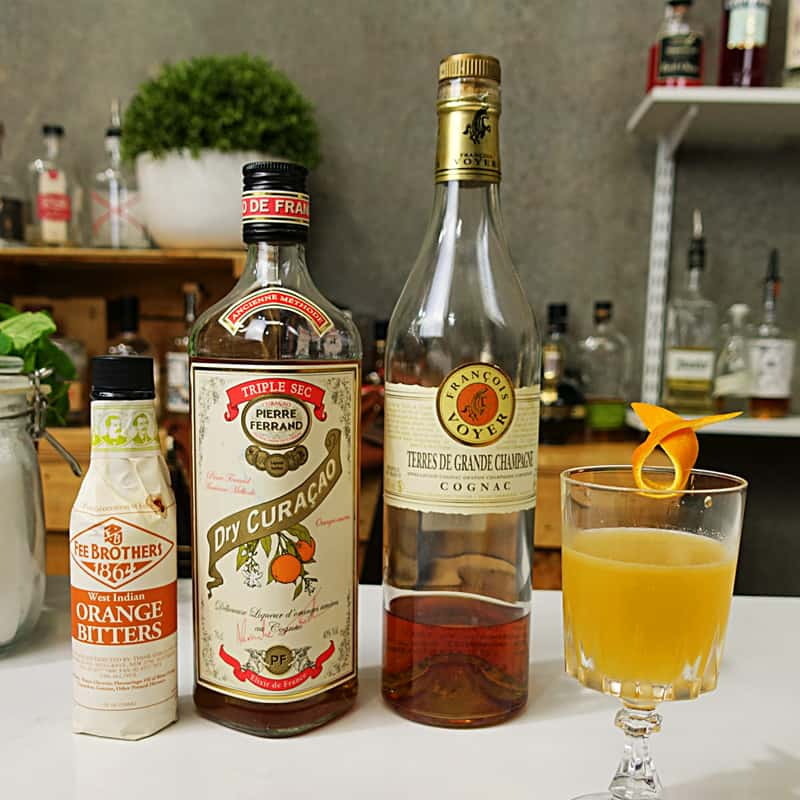 Olympic Cocktail Recipe