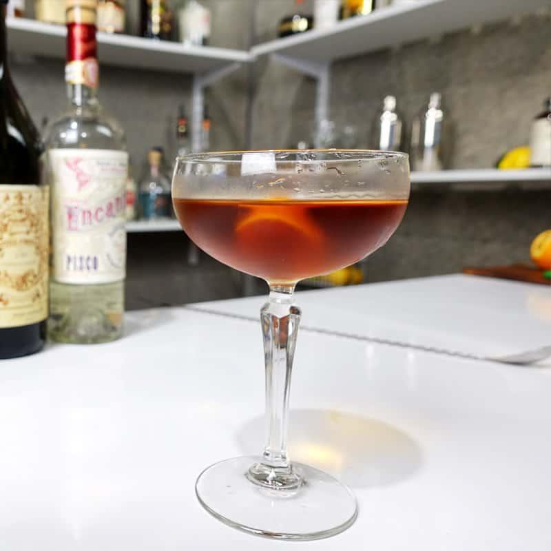 Capitan Pisco Cocktail