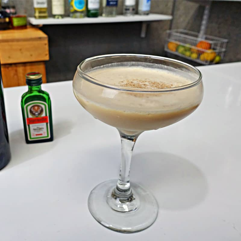 Oatmeal Cookie Cocktail