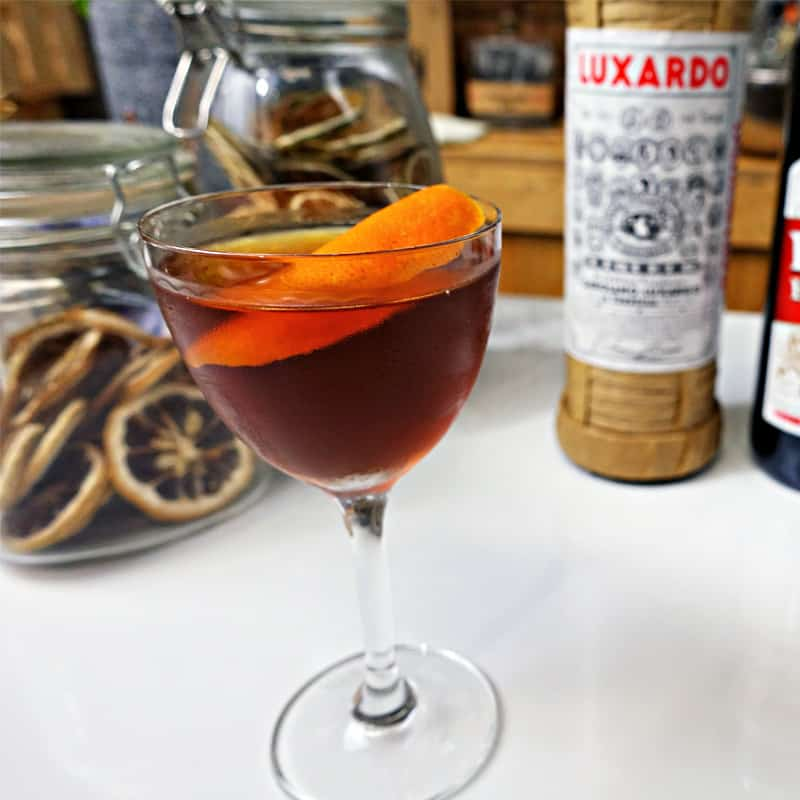 Red Hook Cocktail Recipe