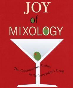 Joy of Mixology Book