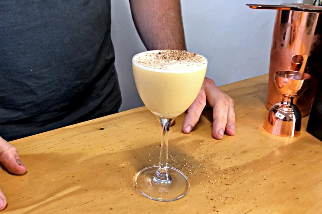 Death Flip Cocktail Recipe
