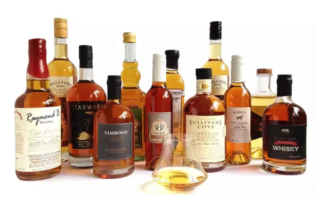 australian whisky tasting set cocktail kit. Black Bedroom Furniture Sets. Home Design Ideas