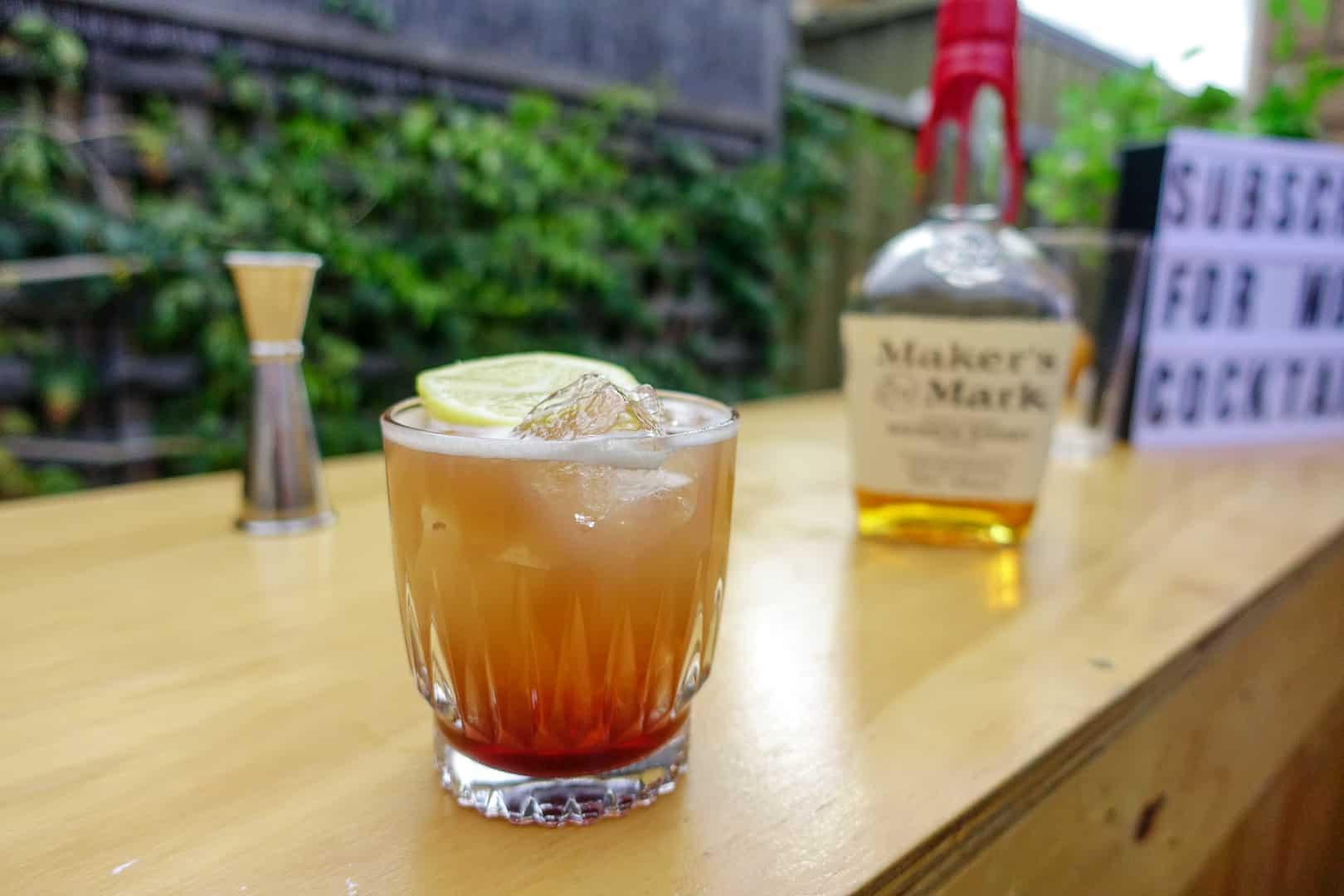 Bourbon Renewal Cocktail Recipe