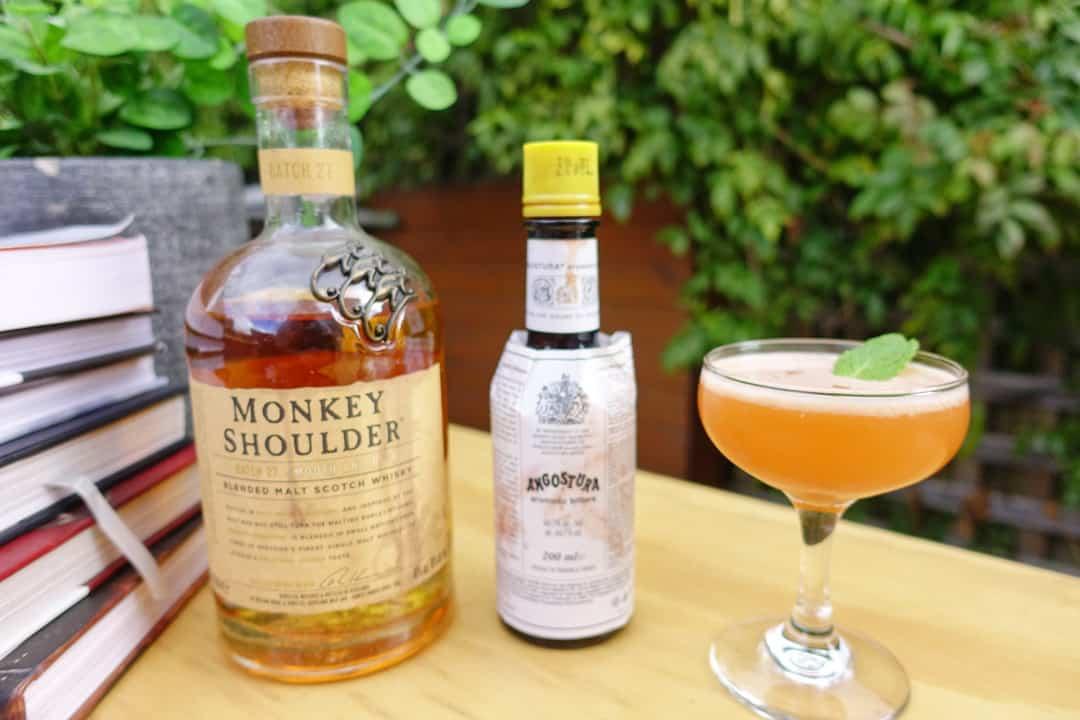 Expat Cocktail Recipe