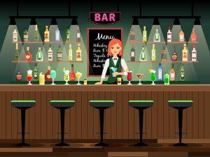 Bartending Cocktails