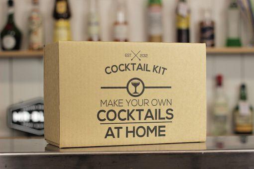 Cocktail Kit Gift Box